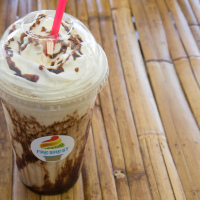 Frappé (Iced Coffee)